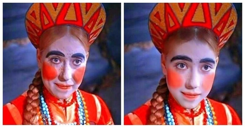 Как бы выглядели в молодости герои фильмов-сказок из советского кино