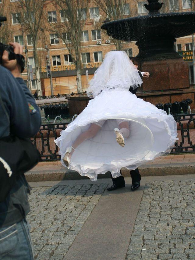 Горячая невеста