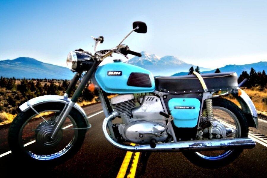Почему «ИЖ Планета - 3» был одним из лучших советских мотоциклов