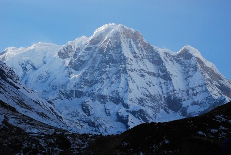 №10. Аннапурна I (Гималаи) - 8091 метров