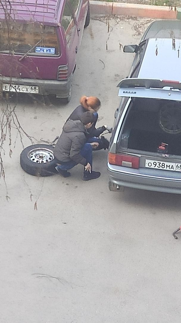 По-настоящему высокие отношения )))
