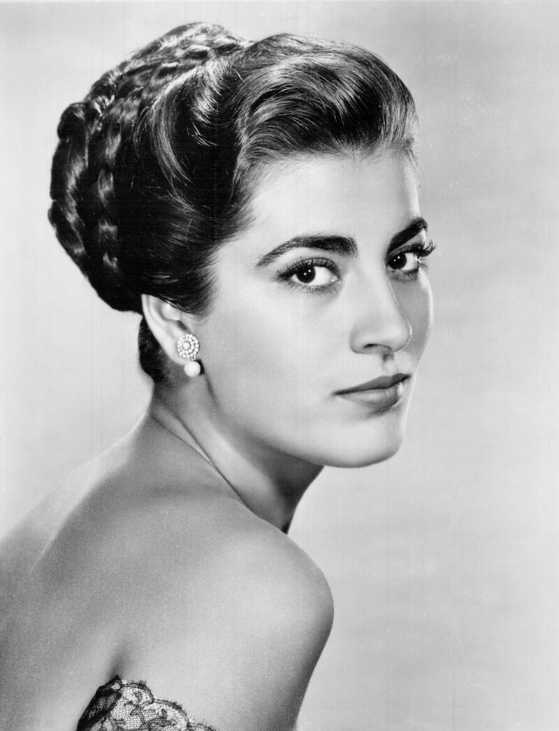 Актриса Греции Ирен Папас — Greece Actress Irene Papas