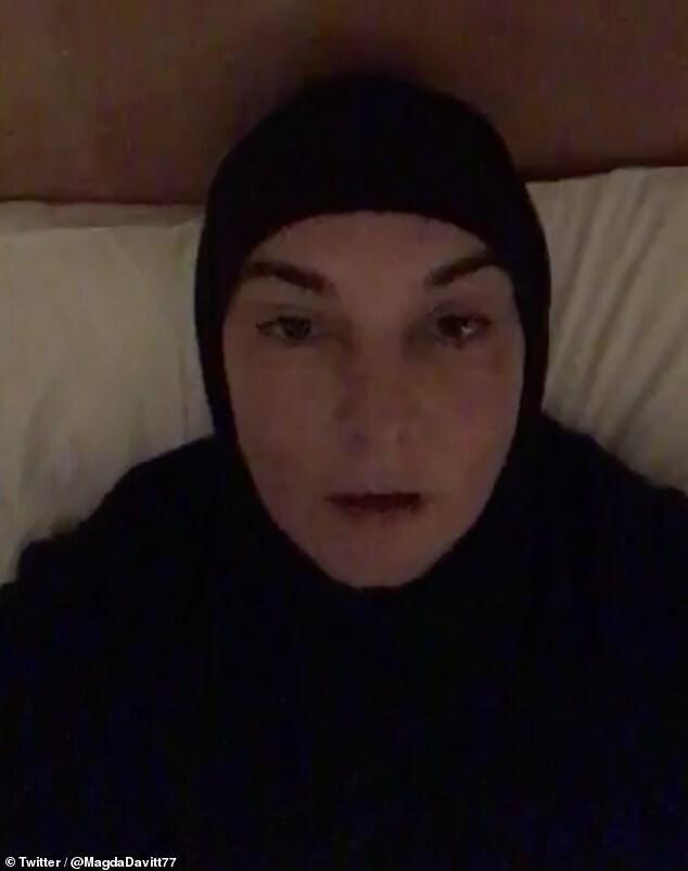 Шинед О'Коннор голодает из-за агорафобии