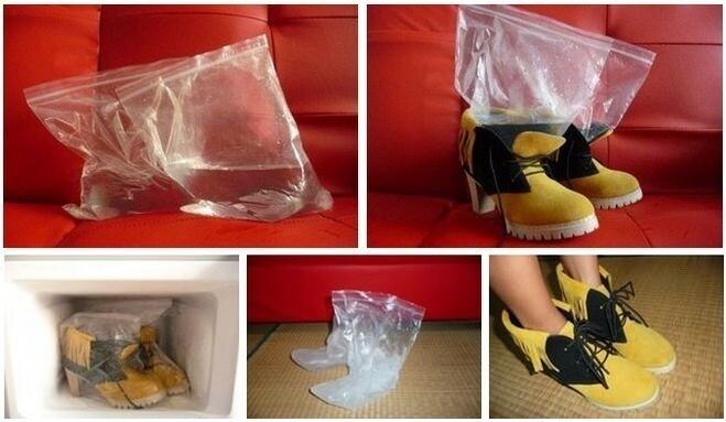 Лучшие методы для зимних ботинок
