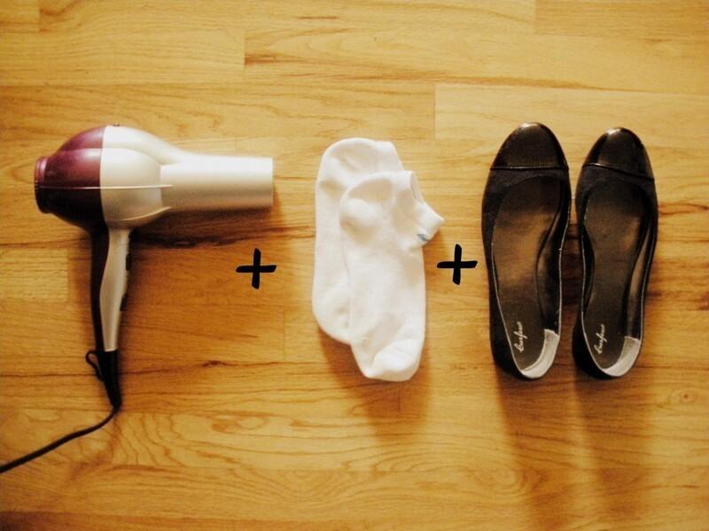 Как быстро разносить обувь, которая жмет – проверенные советы