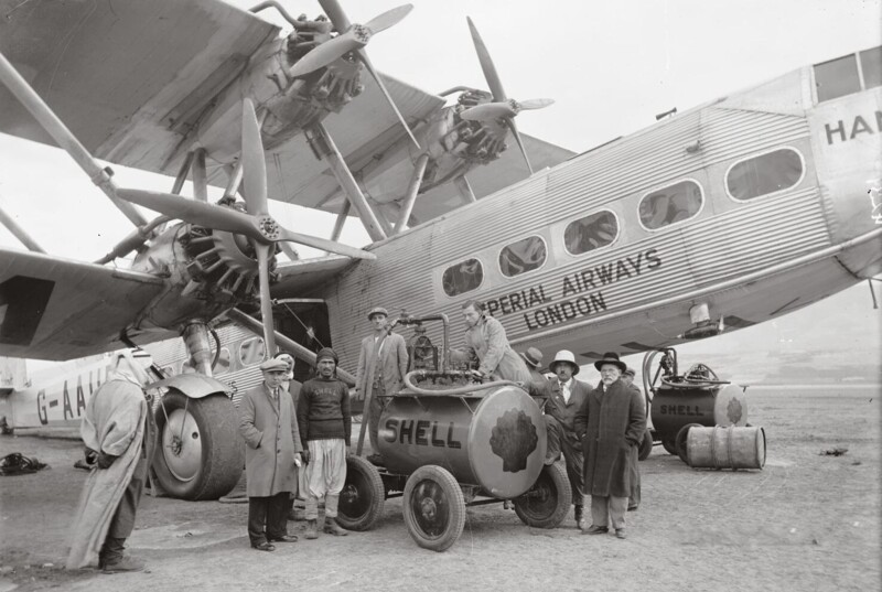 "Самолет ""Imperial Airways Ltd,"" 1931"