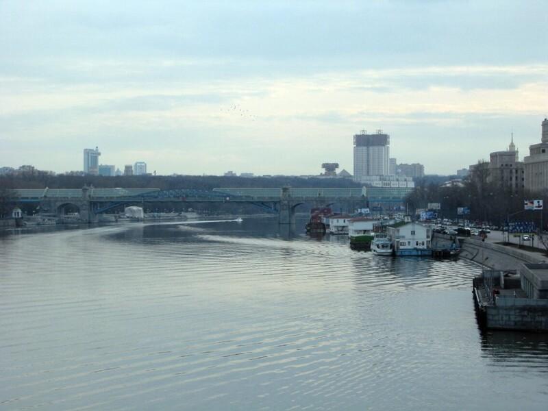 12 интересных фактов о Москве-реке