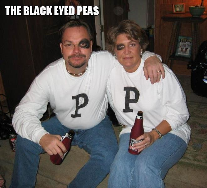 """The Black Eyed Peas"""