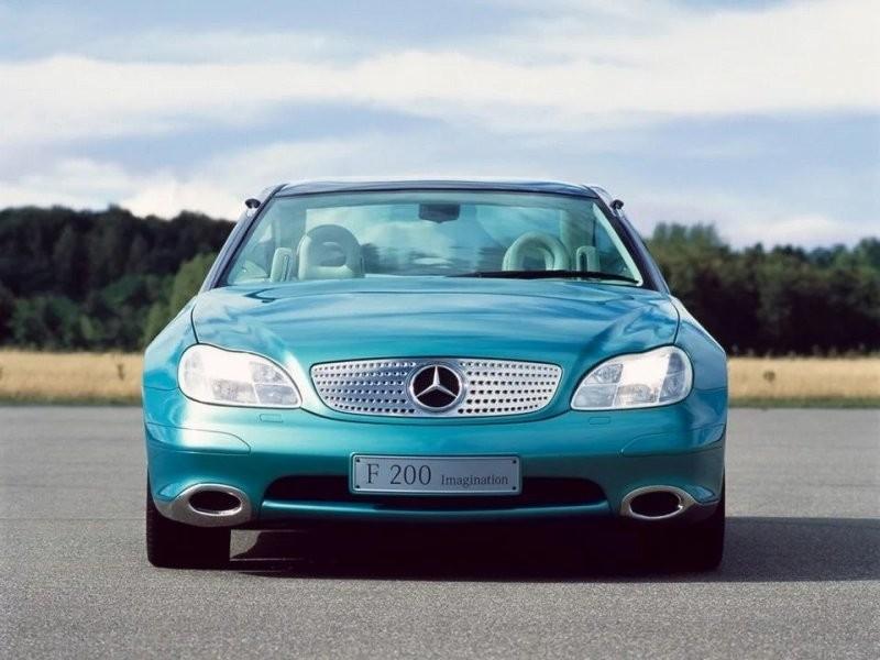 Mercedes-Benz F200 Imagination Concept 1996
