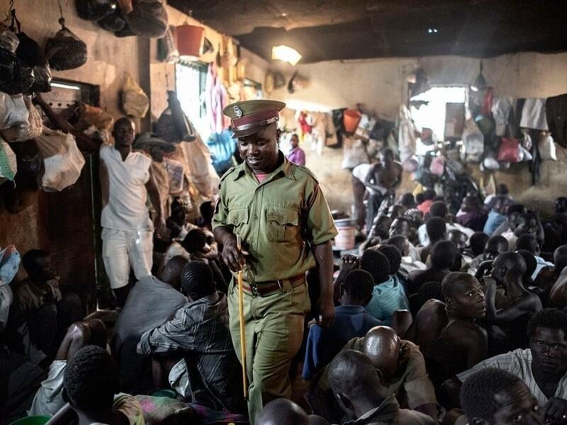 4. Тюрьма Маула в городе Лилонегве, Малави