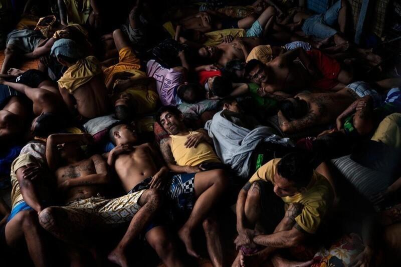 12. Тюрьма Кесон-Сити Джейл, Филиппины