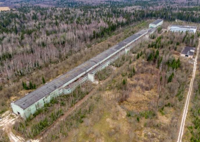 Технологи СССР, которые поражают даже сейчас. Баллистическая трасса. Её длина 524 метра