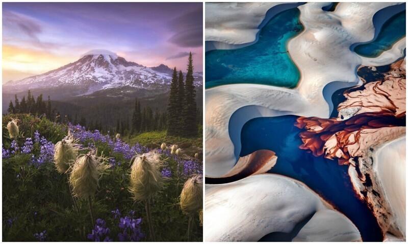 Пейзажи, захватывающие дух: победители конкурса Landscape Photographer Of The Year