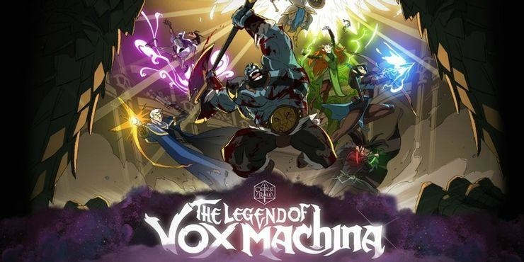 5. Мультфильм The Legend Of Vox Machina от Critical Role — 11,4 миллиона долларов