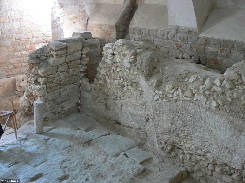 Британский археолог считает,  что нашел дом Иисуса Христа