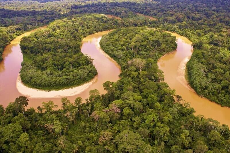 Амазонка, у истоков легенды