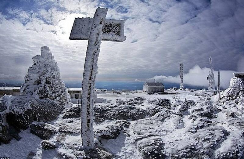 Почему на горе в США самая скверная погода в мире