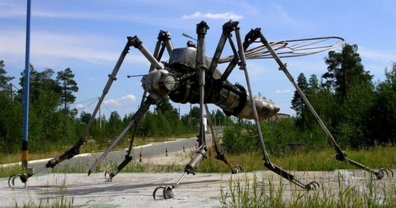 13. Памятник комару, Ноябрьск