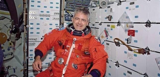 12. Марк Гарно, министр транспорта Канады, был первым канадцем, побывавшим в космосе