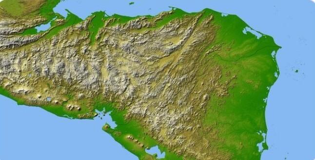 24. Почти всю территорию Гондураса занимают горы