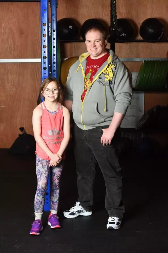 10-летняя бодибилдерша собирается открыть собственный тренажерный зал
