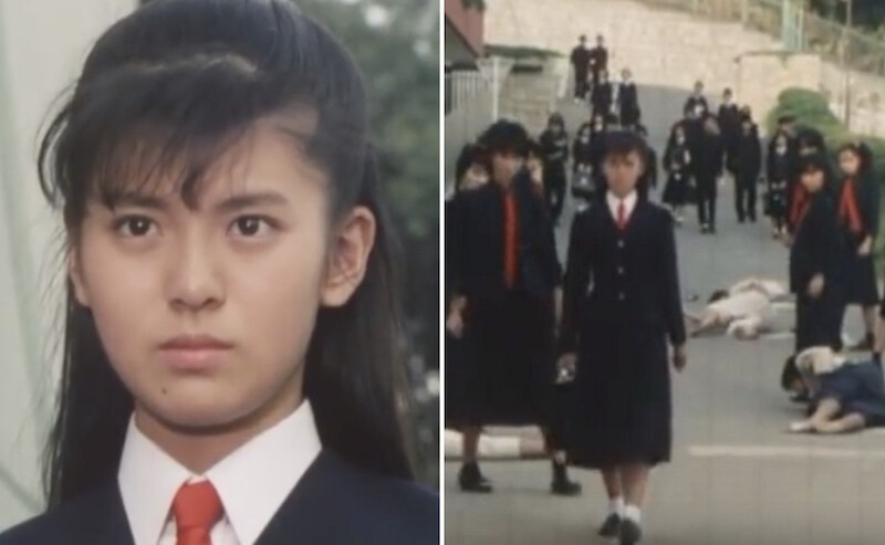 Сукэбан - опасные девочки, которые были грозой всей Японии