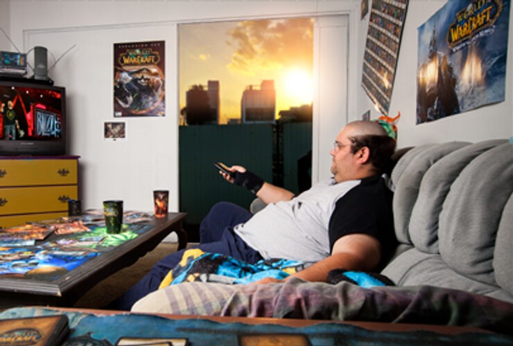 Автор знаменитого косплея персонажа из«Южного Парка» скончался отосложнений коронавируса