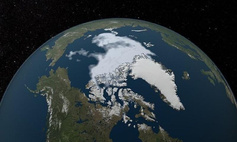 Как изменилась наша планета: серия спутниковых снимков от НАСА