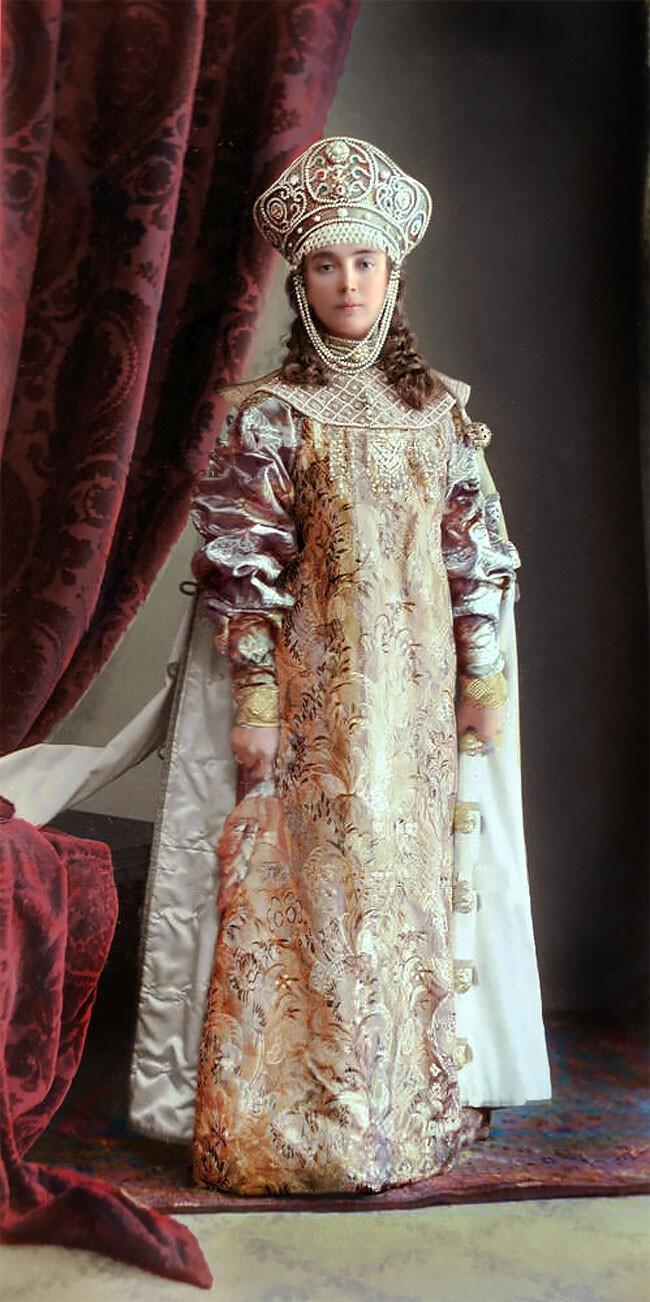 Княжна Елизавета Оболенская