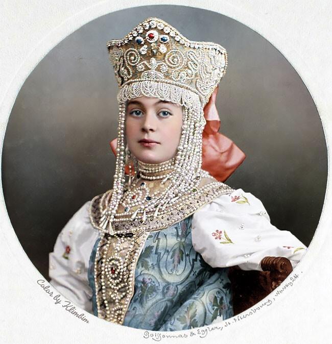Княгиня Кудашева, урожденная Нирод