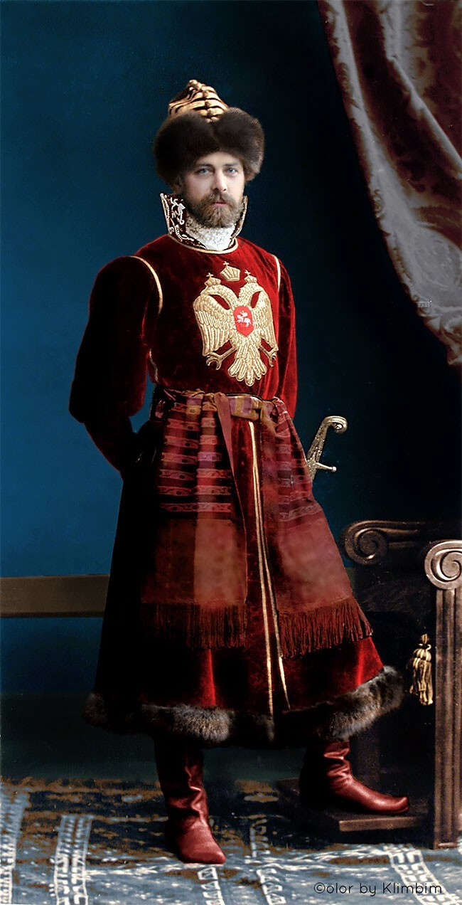 Князь Дмитрий Голицын