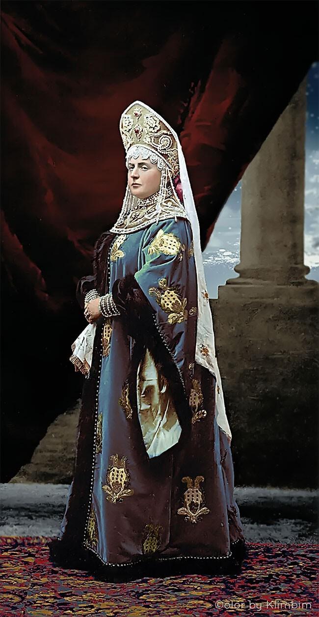Надежда Сергеевна Тимашева, урожденная Шереметева