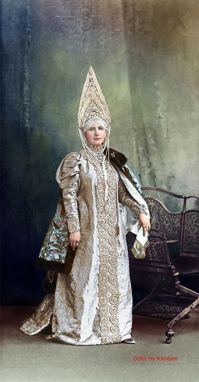 Графиня Мария Келлер, урожденная княжна Шаховская