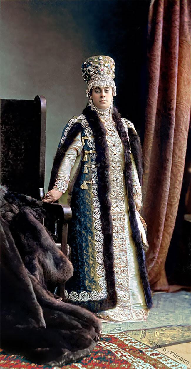 Графиня Мария Орлова-Давыдова, урожденная Зографо