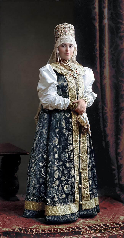 Графиня Наталья Карлова, урожденная Вонлярская
