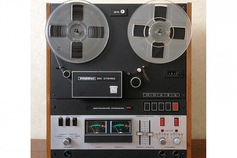 Катушечные магнитофоны, радиолы и магнитолы.10 моделей техники из СССР, которые впечатляют и сегодня