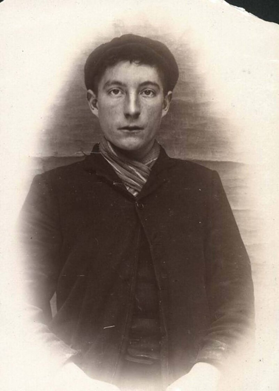 Фотографии несовершеннолетних преступников, Великобритания, 1900-1910 годы