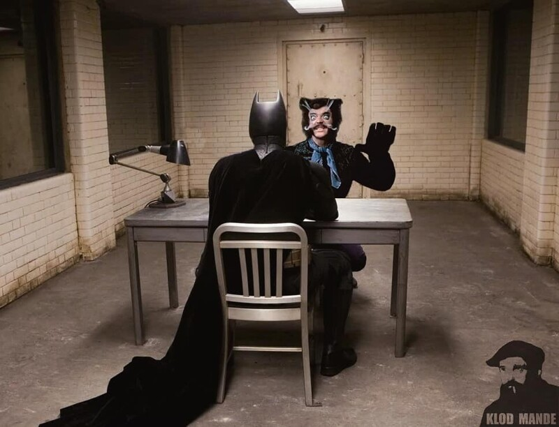 Batman & Catman