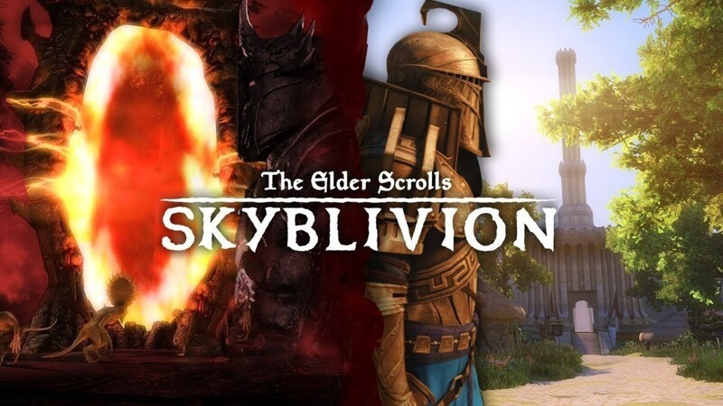 Вышел новый трейлер ремейка Oblivion надвижке «Скайрима»