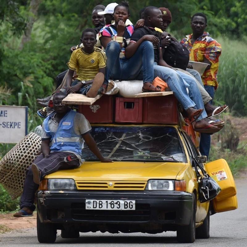Место, гдевстречается прошлое ибудущее: чтотворится надорогах Африки