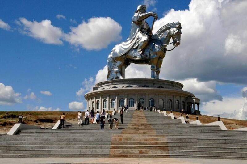 Яркие факты оМонголии
