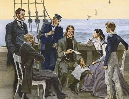 Почему впоисках капитана Гранта героям романа Жюля Верна пришлось посетить всематерики, через которые проходила параллель 37° 11' ю. ш.?