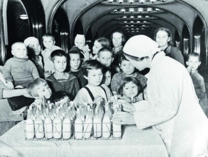 КакМосковский метрополитен спас москвичей?