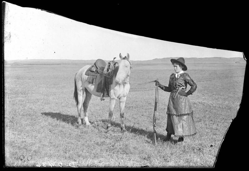 «Ковгерлы»: история первых техасских женщин-ковбоев