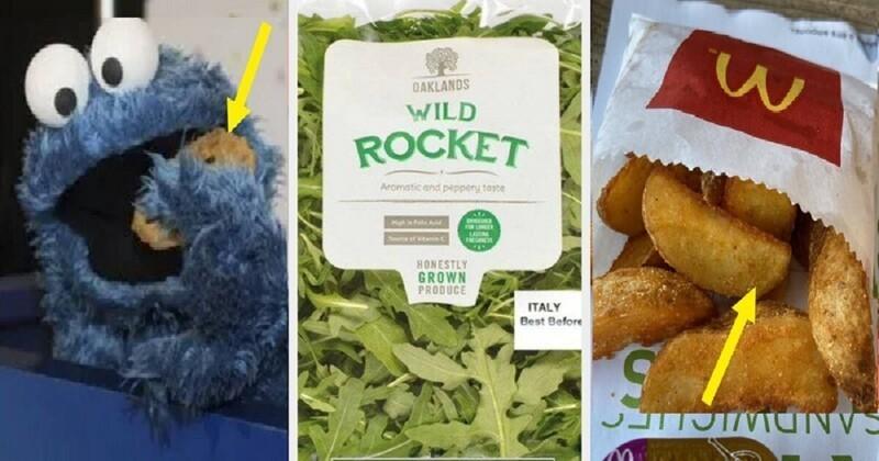 40 удивительных фактов о продуктах