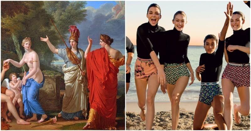 Какменялись стандарты женской красоты