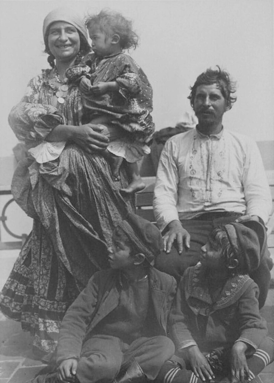 Иммигранты начала ХХвека: американская этнография