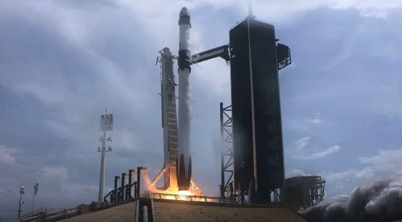 """Дешёвый запуск космических кораблей NASA - оказался """"мыльным пузырём"""" для стимуляции отрасли в США"""