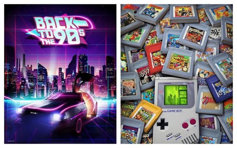 Дети 90‑х: художник отображает всвоих произведениях ностальгию постарым видеоиграм