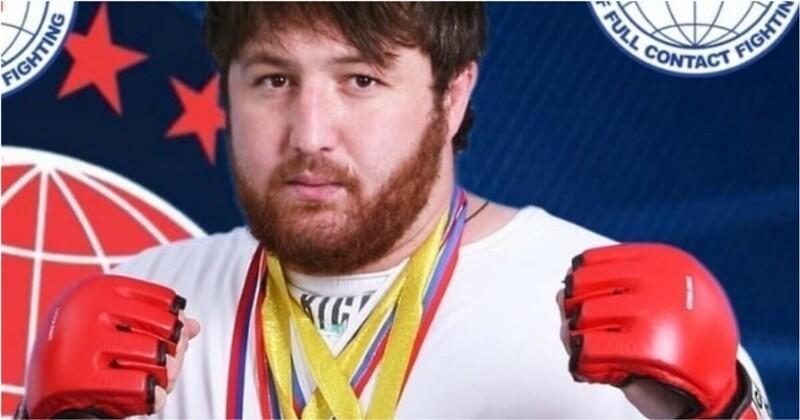 Боец ММААлан Хадзиев погиб отножевого ранения, полученного вдраке
